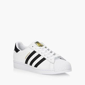 NWB ADIDAS SUPERSTAR Men Leather Snackers
